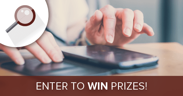 Enter to win using any device